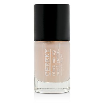 Cheeky Chat Me Up Nail Paint - First Base