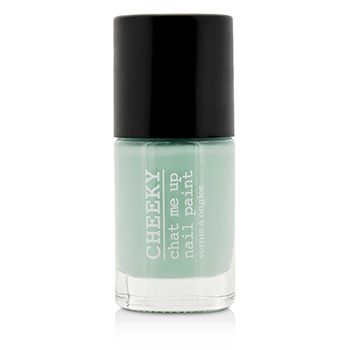 Cheeky Chat Me Up Nail Paint - Minted