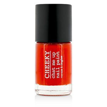 Cheeky Chat Me Up Nail Paint - Peachy Keen