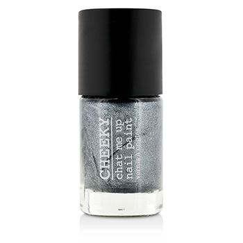Cheeky Chat Me Up Nail Paint - Take Me Chrome