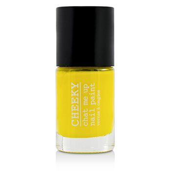 Cheeky Chat Me Up Nail Paint - Lemon Tart