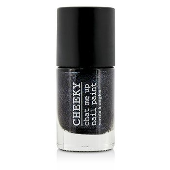 Cheeky Chat Me Up Nail Paint - Tar Very Much