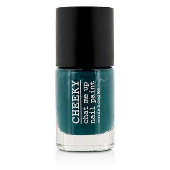 Cheeky Chat Me Up Nail Paint - Wait & Sea