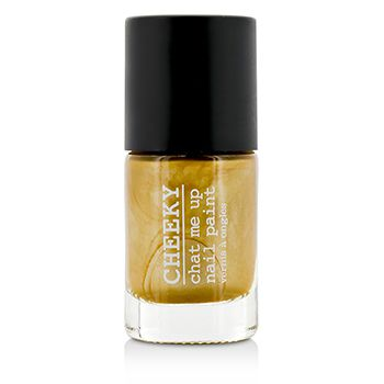 Cheeky Chat Me Up Nail Paint - 24 Carat