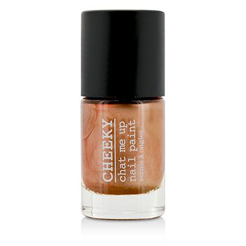 Cheeky Chat Me Up Nail Paint - Flame & Fortune