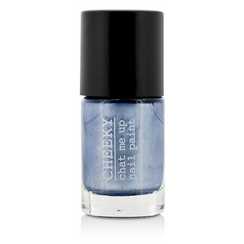 Cheeky Chat Me Up Nail Paint - Blue Steel