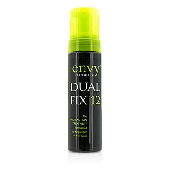 Envy Professional Dual Fix 12 The Multi-Action Treatment (For All Hair Types)