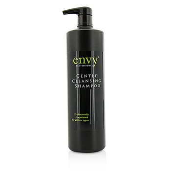 Envy Professional Gentle Cleansing Shampoo (For All Hair Types)