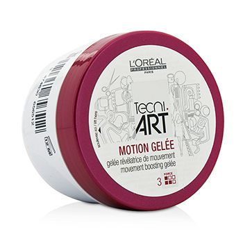 L'Oreal Professionnel Tecni.Art Motion Gelee Movement Boosting Gelee (Force 3)