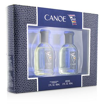 Dana Canoe Coffret: Eau De Toilette Spray 60ml/2oz + After Shave 60ml/2oz