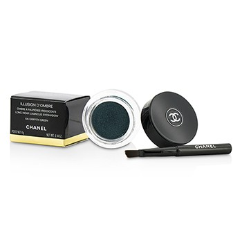 Chanel Illusion DOmbre Long Wear Luminous Eyeshadow - # 126 Griffith Green