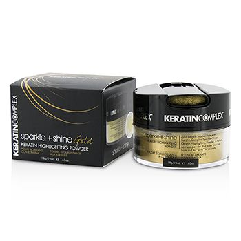 Keratin Complex Fashion Therapy Sparkle + Shine Keratin Highlighting Powder - # Gold