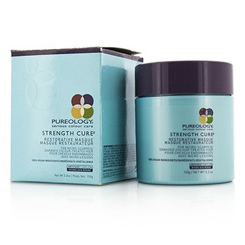 Pureology Strength Cure Restorative Masque (For Micro-Scarred/ Damaged Colour-Treated Hair)