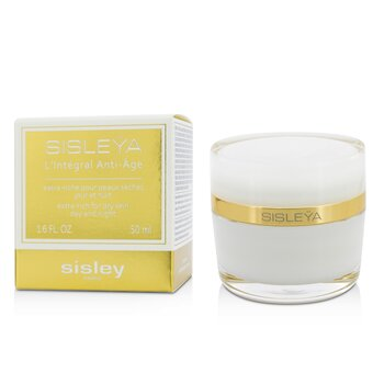Sisley Sisleya L'Integral Anti-Age Day And Night Cream - Extra Rich for Dry skin