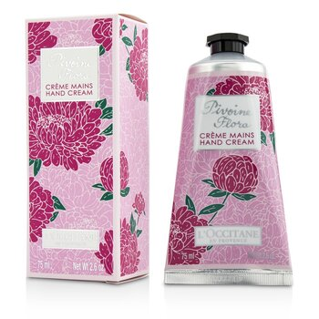 L'Occitane Pivoine Flora Hand Cream (New Packaging)