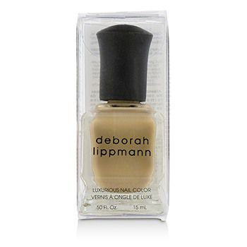 Deborah Lippmann Luxurious Nail Color - Fashion (Not So Typical Taupe Creme)