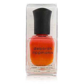 Deborah Lippmann Luxurious Nail Color - Girls Just Want To Have Fun (Carefree Coral Creme)