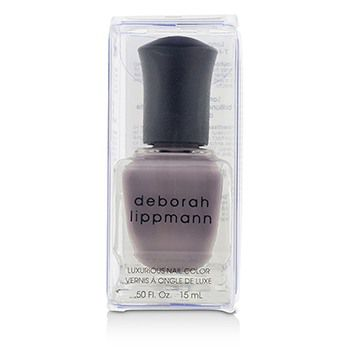 Deborah Lippmann Luxurious Nail Color - Love In The Dunes (Pure Purple Pleasure Creme)