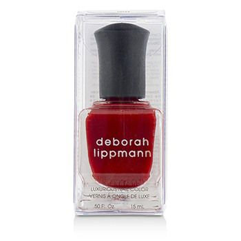 Deborah Lippmann Luxurious Nail Color - My Old Flame (Classic True Red Creme)