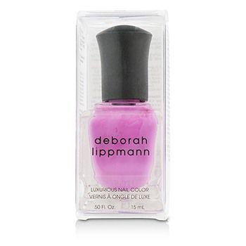 Deborah Lippmann Luxurious Nail Color - She Bop (Fresh Flirty Pink Creme)