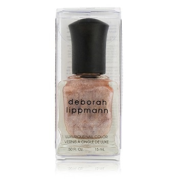 Deborah Lippmann Luxurious Nail Color - Whatever Lola Wants (Sassy Sparkling Lilac/Lavender Sheer Shimmer)