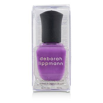 Deborah Lippmann Luxurious Nail Color - Good Vibrations (Outstanding Orchid Creme)
