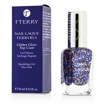 By Terry Nail Laque Terrybly Gitter Glow Top Coat - # 700