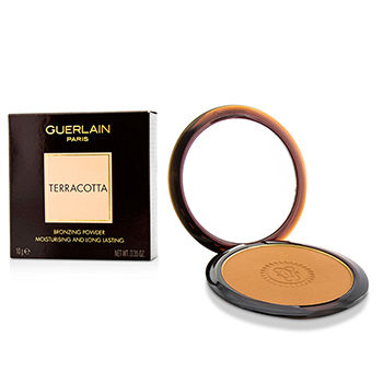Guerlain Terracotta The Bronzing Powder (Natural & Long Lasting Tan) - No. 09 Intense