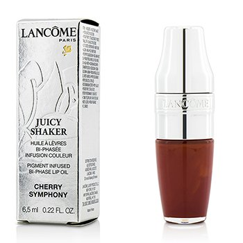 Lancome Juicy Shaker Pigment Infused Bi Phase Lip Oil - #151 Cherry Symphony