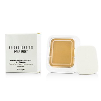 Bobbi Brown Extra Bright Powder Compact Foundation SPF 25 Refill - #2 Sand