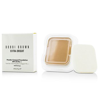 Bobbi Brown Extra Bright Powder Compact Foundation SPF 25 Refill - #4 Natural