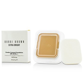 Bobbi Brown Extra Bright Powder Compact Foundation SPF 25 Refill - #2.5 Warm Sand