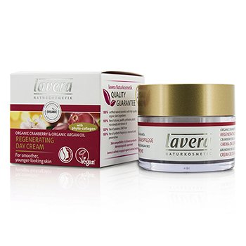 Lavera Organic Cranberry & Argan Oil Regenerating Day Cream