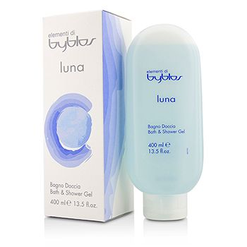 Byblos Luna Bath & Shower Gel