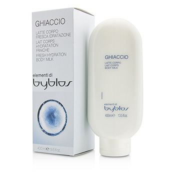 Byblos Ghiaccio Fresh Hydration Body Milk