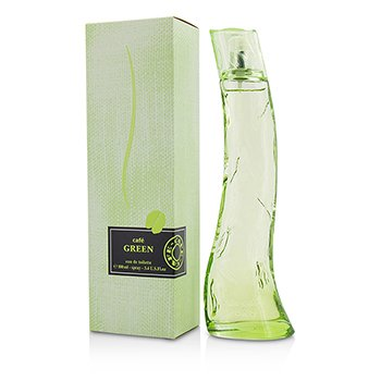 Cafe Cafe Cafe Green Eau De Toilette Spray