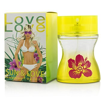 Parfums Love Love Sun & Love Eau De Toilette Spray