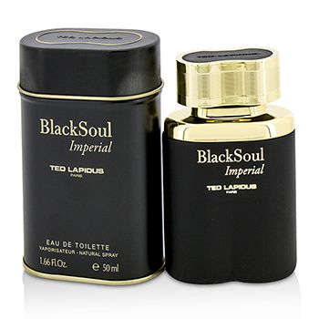 Ted Lapidus Black Soul Imperial Eau De Toilette Spray