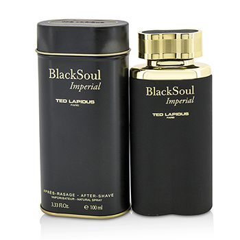 Ted Lapidus Black Soul Imperial After Shave Spray