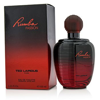 Ted Lapidus Rumba Passion Eau De Toilette Spray