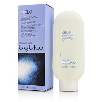 Byblos Cielo Bath & Shower Gel