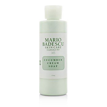 Mario Badescu Cucumber Cream Soap - For All Skin Types