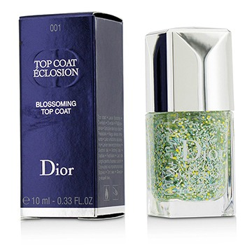 Christian Dior Top Coat Eclosion Blossoming Top Coat (001)