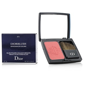Christian Dior Kingdom of Colors DiorBlush Vibrant Color Powder Blush (Limited Edition) - # 873 Cherry Glory