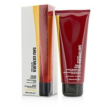 Shu Uemura Color Lustre Shades Reviving Balm - # Golden Blonde