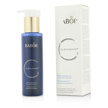 Babor Cleansing CP Phytoactive Combination - For Combination & Oily Skin (Box Slightly Damaged)