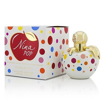 Nina Ricci Nina Pop Eau De Toilette Spray (10th Birthday Edition)