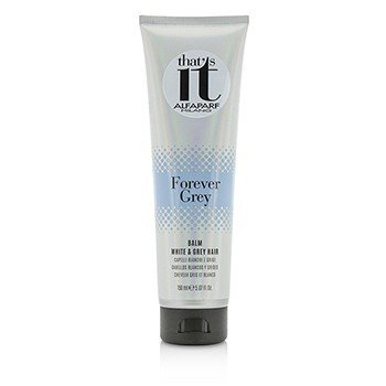 AlfaParf That's It Forever Grey Balm (For White & Grey Hair)