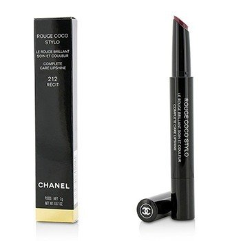 Chanel Rouge Coco Stylo Complete Care Lipshine - # 212 Recit