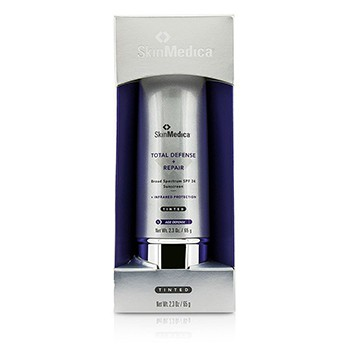 Skin Medica Total Defense + Repair SPF 34 - Tinted (Exp. Date: 03/2017)